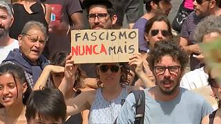 Une conférence regroupant des mouvements d'extrême droite au Portugal