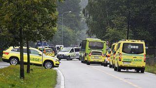 الشرطة النرويجية تحقق في الهجوم على مسجد أوسلو كعمل إرهابي محتمل