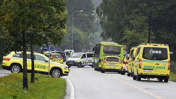 حمله مسلحانه به مسجدی در نزدیکی پایتخت نروژ یک زخمی بر جای گذاشت