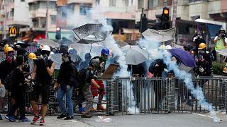 Çin'den İngiltere'ye Hong Kong tepkisi: İç işlerimize karışmayın