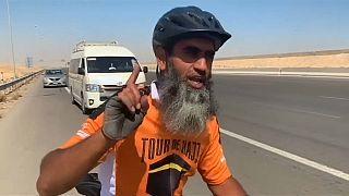 Londres-La Mecque à vélo, le pèlerinage de huit londoniens