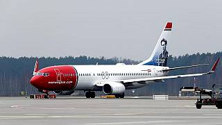 سقوط قطعات هواپیمای مسافربری نروژ دردسر ساز شد