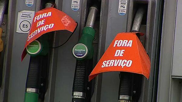 Urlaubsland Portugal geht das Benzin aus