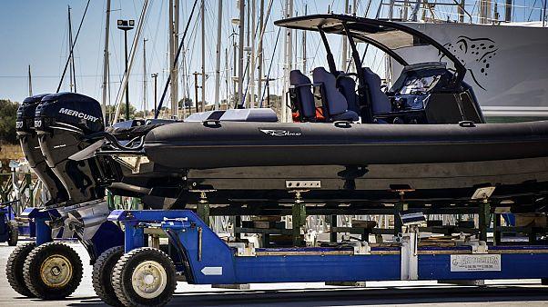French man arrested after Greek resort boat crash kills two | Euronews