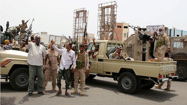شورشیان در یمن