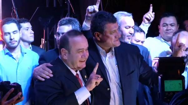 Nyert a jobboldali jelölt a guatemalai elnökválasztáson