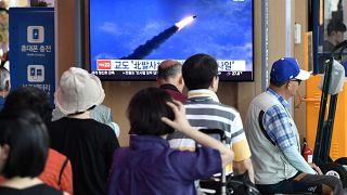 ژاپن: توکیو با واشنگتن بر سر موشکهای کرهشمالی هماهنگ است