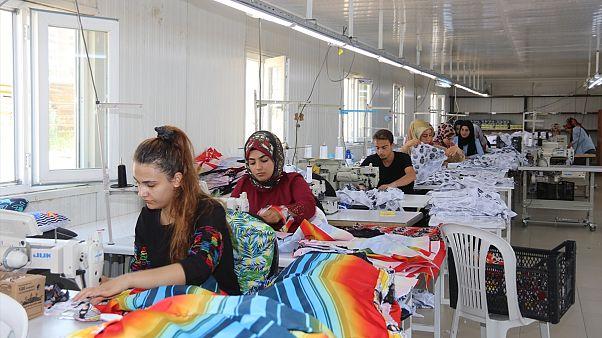 Türkiye AB'ye en fazla tekstil ürünü satan 3'üncü ülke