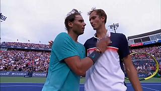 Nadal arrasa a Medveded en Montreal