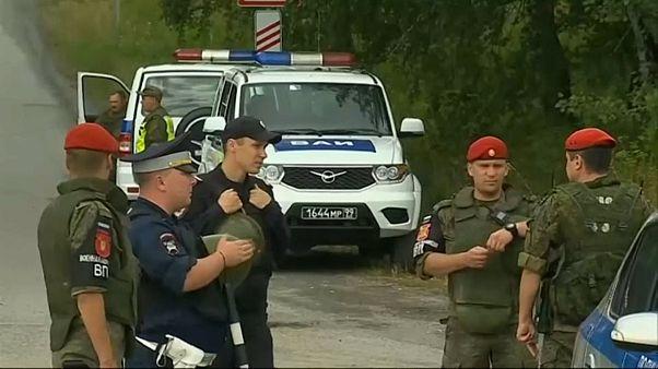 روسيا تكرم خمسة خبراء نووين قتلوا في انفجار غامض تسبب في ارتفاع مستوى النشاط الإشعاعي