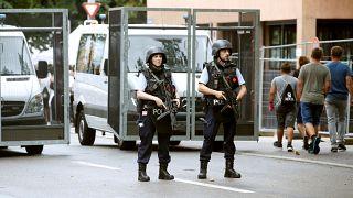 Rucksack mit Bombenattrappen: Deutscher in der Schweiz festgenommen