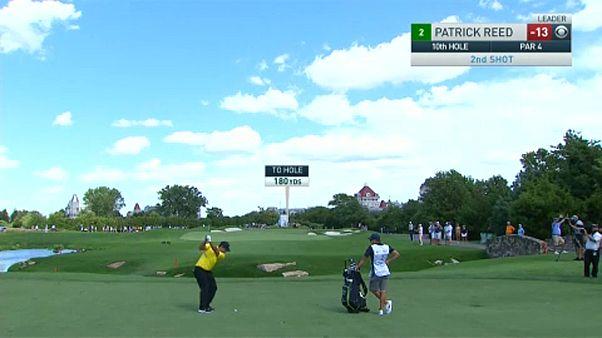Golf: Patrick Reed nyert New Jersey-ben