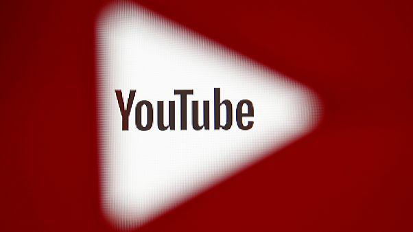شعار شركة يوتيوب