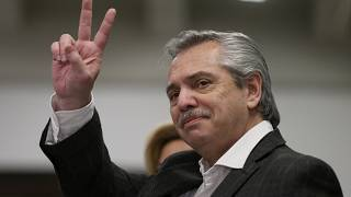 Who is Alberto Fernández? A look at the man leading the race to be Argentina's next president