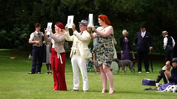 Watch: 'Chap Olympiad' celebrated Britain's 'sporting ineptitude'