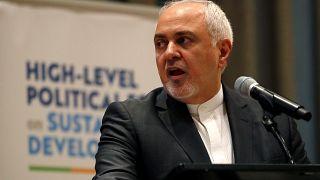 """وزير خارجية إيران يتهم أمريكا بتحويل الخليج إلى """"كبريت مشتعل"""""""