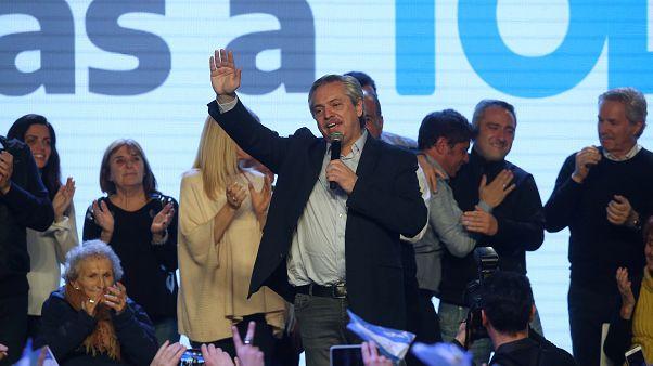 """Alberto Fernández, o """"Kirchnerista"""", vence eleições primárias na Argentina"""