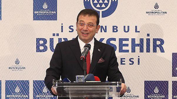 İmamoğlu'ndan videolu Süper Kupa mesajı: Kazanan İstanbul ve Türkiye olacak