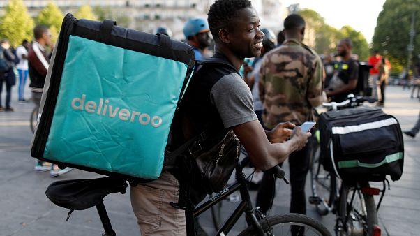 Essenszusteller Deliveroo stellt Geschäft in Deutschland ein und überlässt Lieferando den Markt