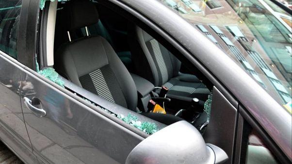 """Vorsicht auf der Raststätte: Polizei warnt vor """"irischem Trick"""""""