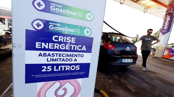 Governo português não alarga requisição civil