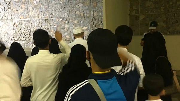 سعوديون سجناء يؤدون فريضة الحج