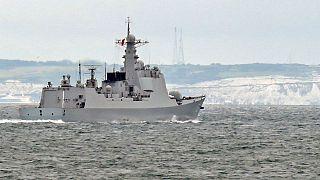 بریتانیا سومین کشتی جنگی خود را رهسپار خلیج فارس کرد