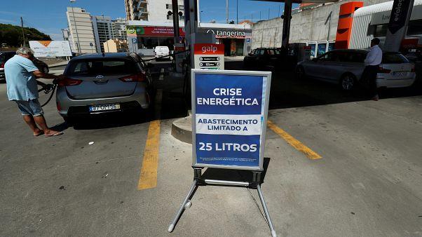 Portugal moviliza al Ejército para controlar la crisis de combustible