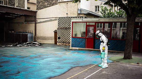 Notre-Dame : les opérations de décontamination du plomb commencent