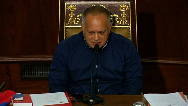 La Constituyente de Maduro valora adelantar las legislativas este año