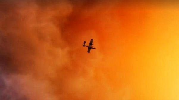 Εύβοια: Σε κατάσταση έκτακτης ανάγκης - Εκκενώθηκαν χωριά