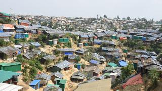 İngiltere'de alışveriş merkezinde Myanmar mültecileri sergisi: Amaç farkındalığı artırmak