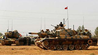 ترکیه: شرق فرات را از «کردهای تروریست» پاک میکنیم