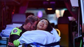 Sidney'de bıçaklı saldırı: Bir kişi öldü, bir kişi yaralandı