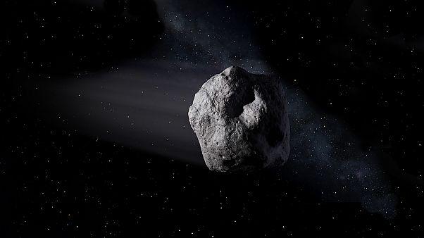 سیارکی بزرگتر از هرم بزرگ جیزه مصر به زمین نزدیک میشود