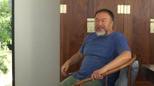 Ai Weiwei über China, Trump und Hongkong: die Zukunft ist düster