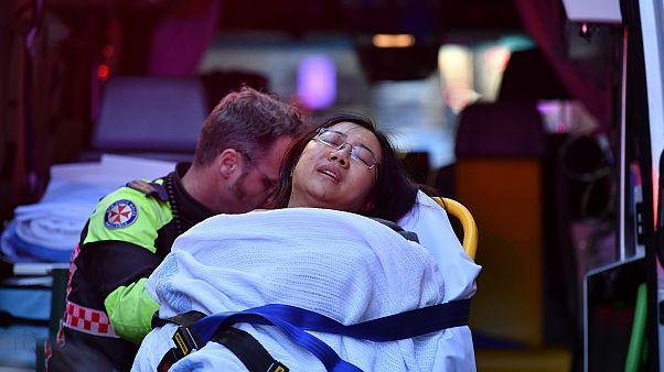 A késelő (egyik) áldozatát stabil állapotban szállították a kórházba
