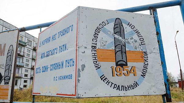Απότομη αύξηση της ραδιενέργειας στην ρωσική πόλη Σεβεροντβίνσκ