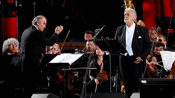 Placido Domingo is the director of the Los Angeles Opera and a celebrated opera star