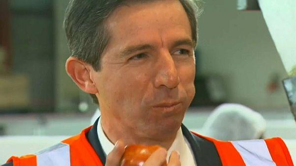 Freihandelsabkommen: Bald australische Äpfel auf EU-Tischen?