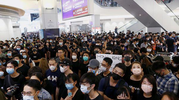 """""""O futuro de Hong Kong é muito negro"""""""