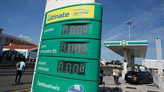 اعتصاب رانندگان کامیونهای سوخترسانی، پرتغال را به بحران کشاند