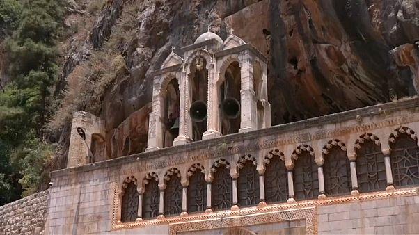 دير القديس أنطونيوس قزحيا