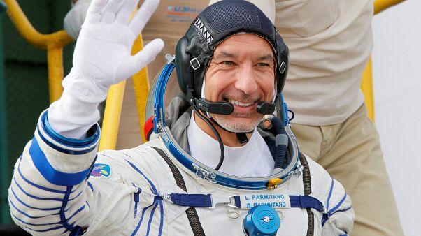 Luca Parmitano va s'improviser DJ pour le premier set en direct de l'espace