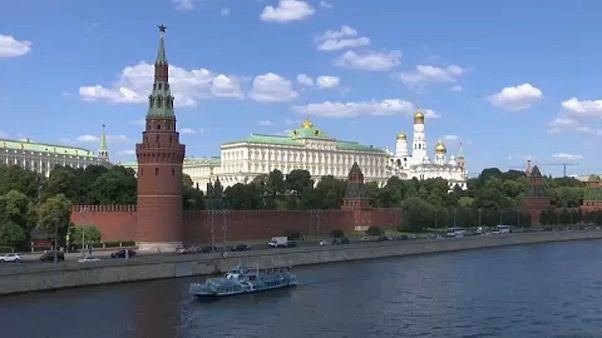 Kreml: semmi rendkívüli nincs a tüntetésekben