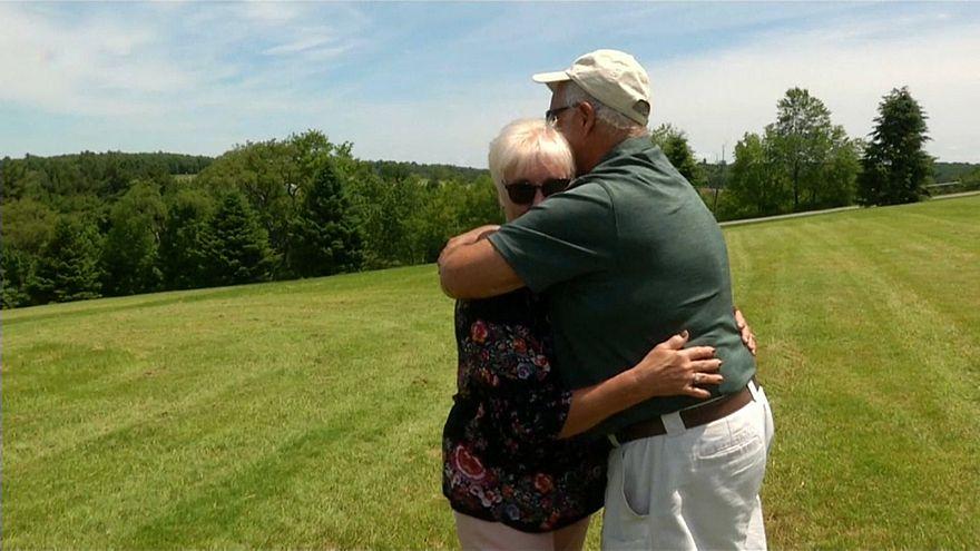 DAS Woodstock-Paar - 50 Jahre danach