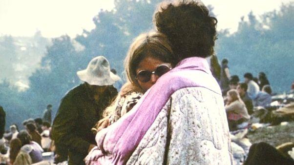 Woodstock: 50 anni dopo, la coppia simbolo del festival è ancora insieme