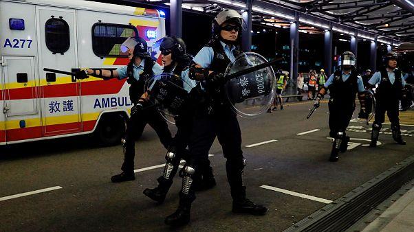درگیریهای هنگ کنگ؛ اعتراض چین به آمریکا و سازمان ملل
