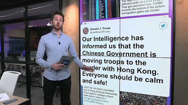 Fact check: Is China moving forces towards Hong Kong?