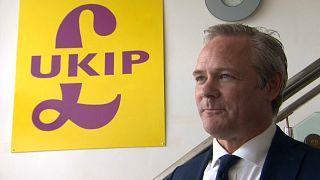 ريتشارد برين رئيس حزب استقلال المملكة المتحدة